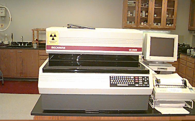 Beckman LS 6500 Scintillation System