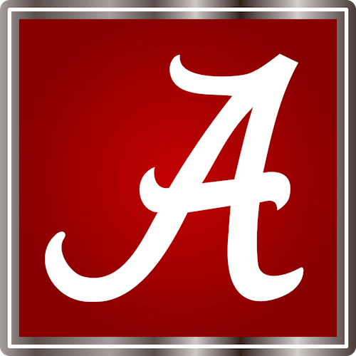 The University of Alabama Square A Logo