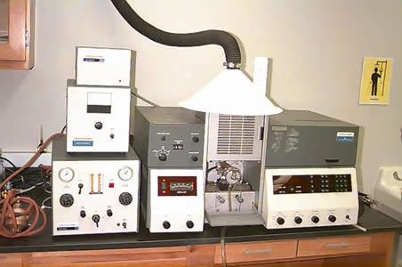 Perkin-Elmer 560 Flame Atomic Absorption Spectrometer